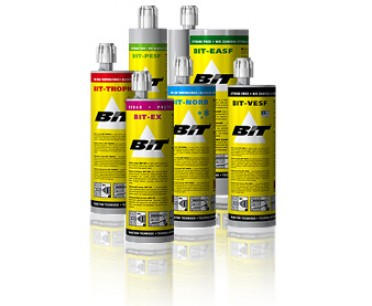 Анкер химический BIT-PESF (пено/газобетон) 300мл